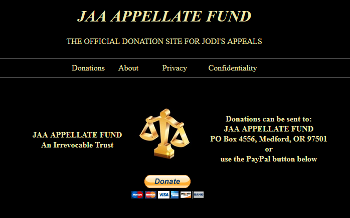 The JAA Appellate Fund