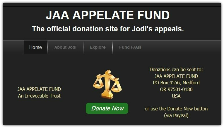 The Official JAA Appellate Fund Website Justice4Jodi-com