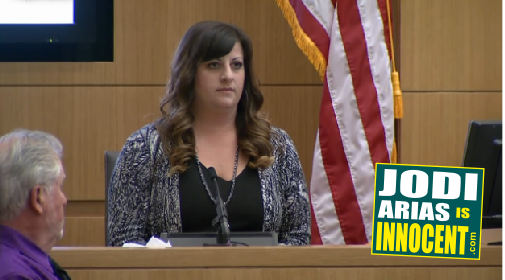 Deanna Reed - Jodi Arias Is Innocent - com