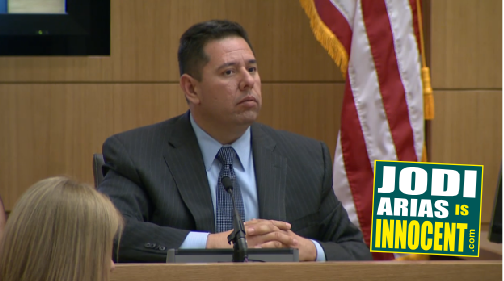 Gloria Esteban - Jodi Arias Is Innocent - com
