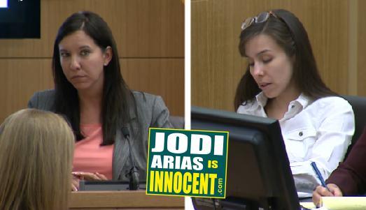 Janeen DeMarte - Jodi Arias - Team Jodi 4-18
