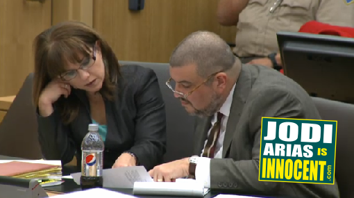 Jennifer Willmott & Kirk Nurmi - Jodi Arias Is Innocent - com