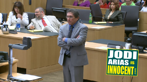 Juan Martinez - Jodi Arias Is Innocent - com