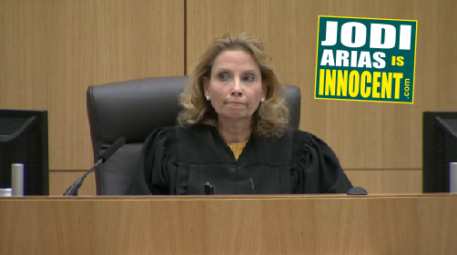 Judge Pickles secret coded message to Juan Martinez