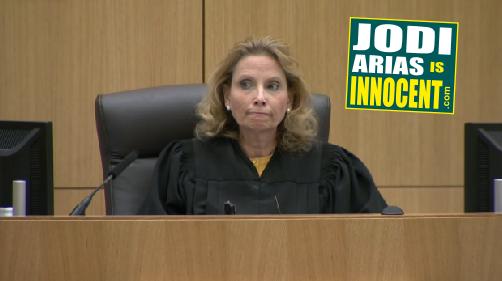 Judge Pickles secret coded message to Juan Martinez