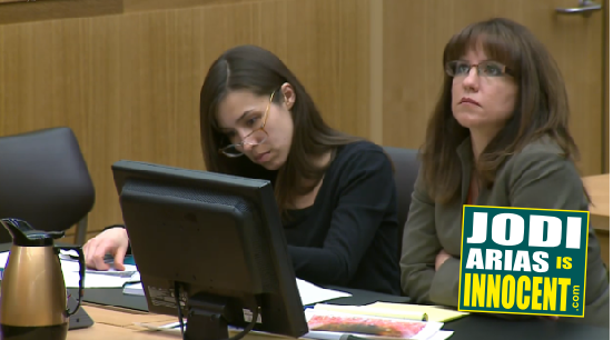 Jodi Arias & Jennifer Willmott 4-15
