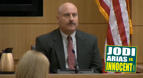 Officer Brown - Jodi Arias Is Innocent - com