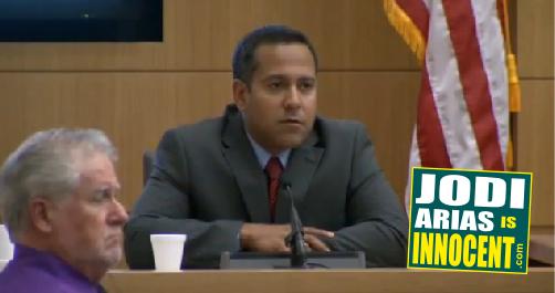 Officer Melendez - Jodi Arias Is Innocent - com