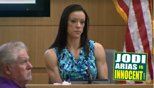 Tesoro's Ms. Universe chick - Jodi Arias Is Innocent - com