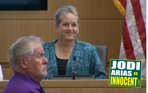 Alyce LaViolette - Jodi Arias is Innocent -com