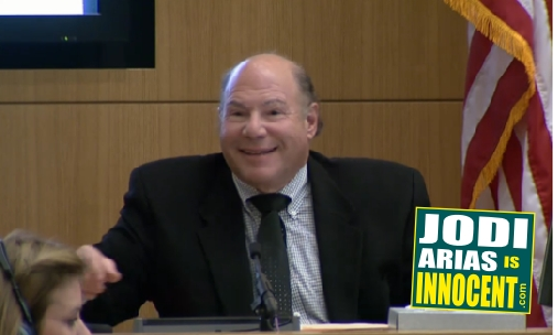 Dr Richard Samuels - Jodi Arias is Innocent -com