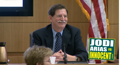 Dr Robert Geffner - Jodi Arias is Innocent -com