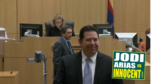 Gloria Esteban - Jodi Arias is Innocent -com