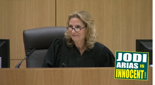 Judge Pickles - Jodi Arias is Innocent -com