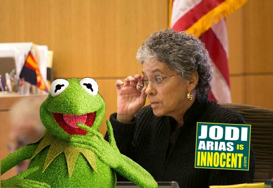 Kermit attempts cross examination of Dr Fonseca 11-20