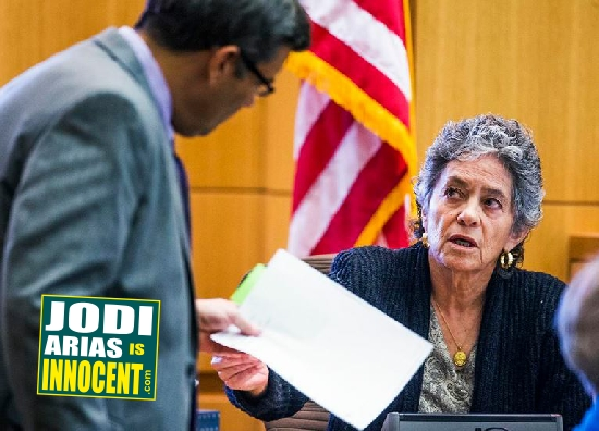 Kirk Nurmi & Dr Lucia Fonseca - Jodi Arias retrial 11-17