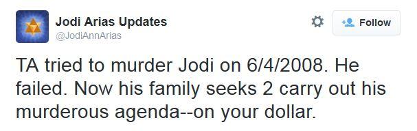 12-9 jodi arias tweet