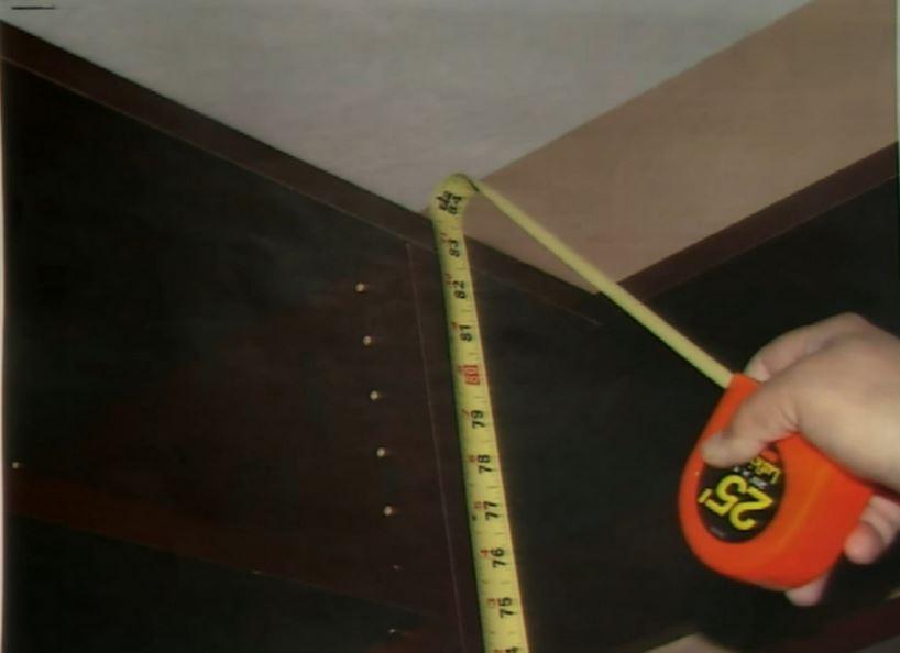 12-closet measurement