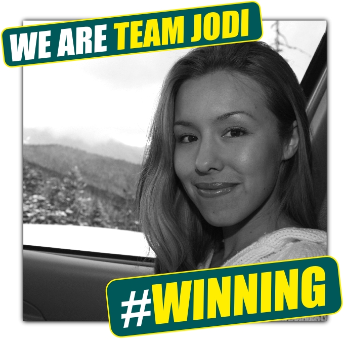 We Are Team Jodi!