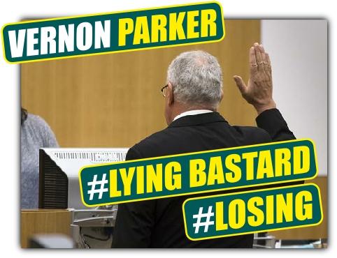 veron parker - lying bastard bishop