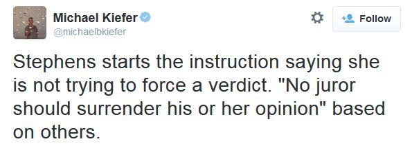 jodi arias retrial - kiefer tweet 3-3