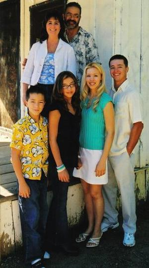jodi arias - family photo
